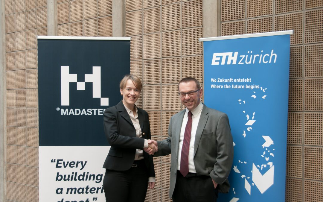 THE SWISS FEDERAL INSTITUTE OF TECHNOLOGY ZURICH (ETH ZURICH) IS THE NEW KENNEDY OF MADASTER