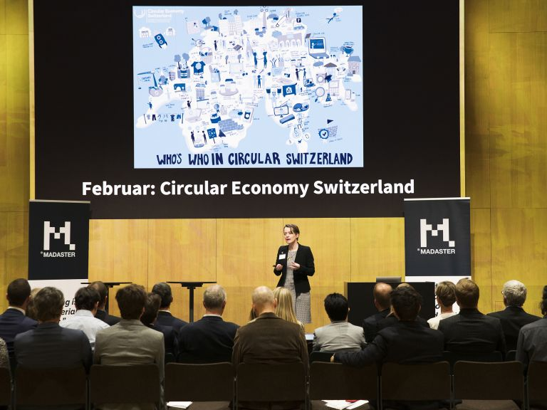 TRANSFORMATION PROCESS TOWARDS CIRCULARITY IN CONSTRUCTION AND REAL ESTATE – BRINGING MADASTER TO THE SWISS MARKET
