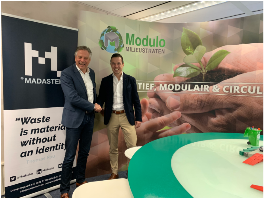MODULO GENERATES MADASTER'S MATERIAL PASSPORTS FOR CIRCULAR WASTE MANAGEMENT FACILITIES