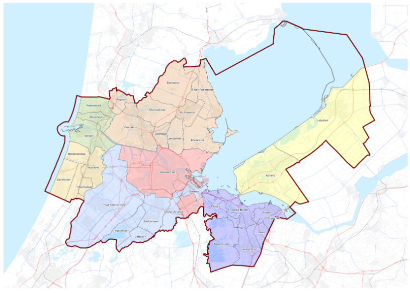 AMSTERDAM METROPOLITAN AREA USES MATERIAL PASSPORTS TO BOOST THE CIRCULAR ECONOMY IN THE REGION
