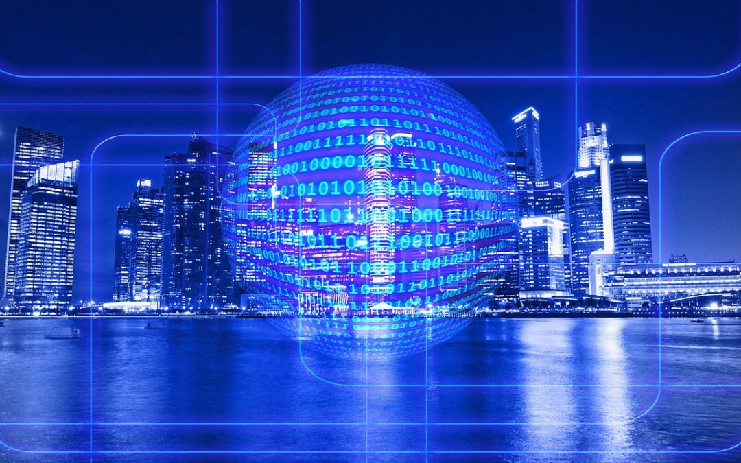 Digitalization of the built environment